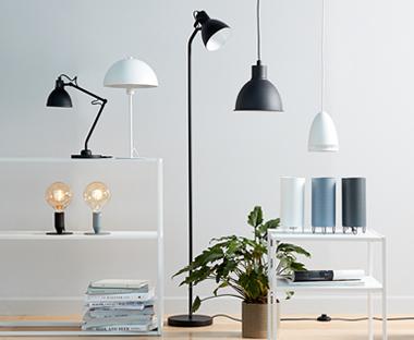 Fantastisk Belysning - Køb lamper og pærer til skarpe priser | JYSK JI57