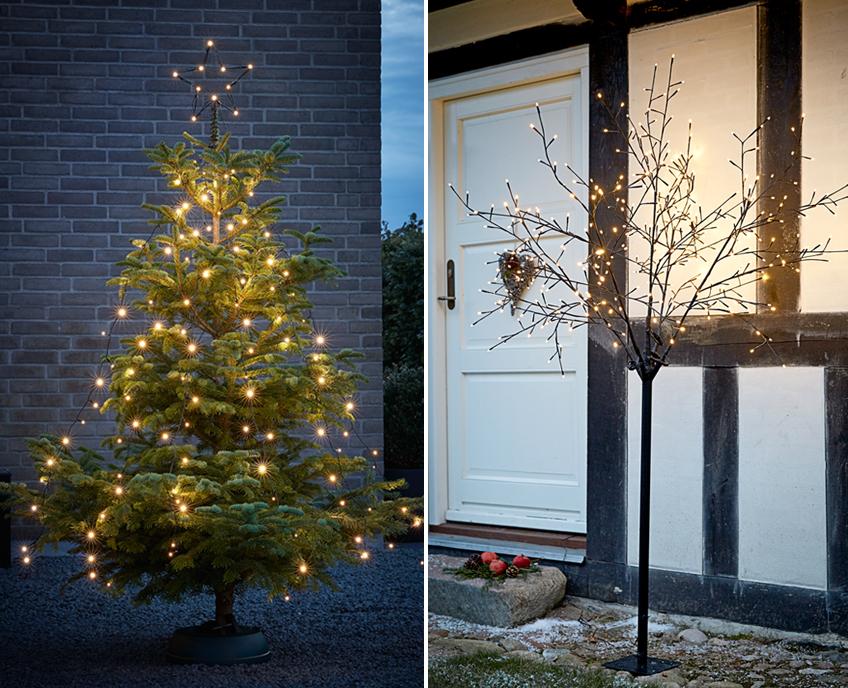 Smart Sådan skaber du en hyggelig julestemning med lyskæder   JYSK BH04