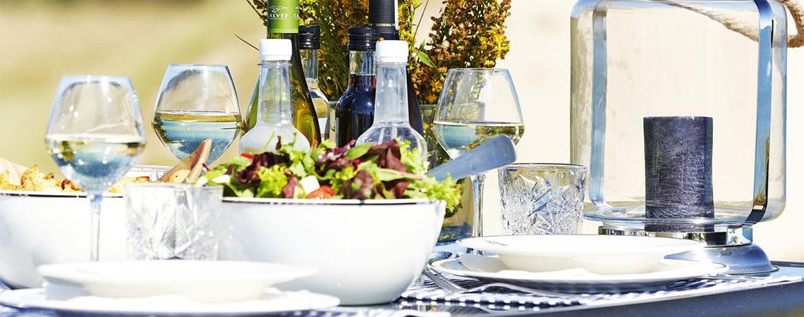 Meget Få ideer til borddækning: Flot og korrekt borddækning | JYSK JQ47