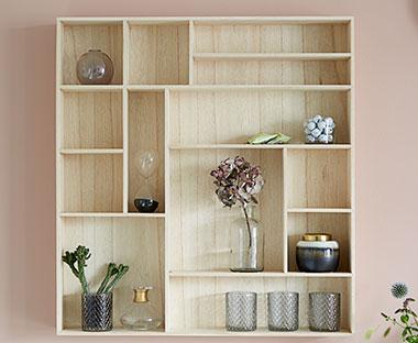 Storslåede Hylder - Find din nye væghylde eller svævehylde i JYSK VB07