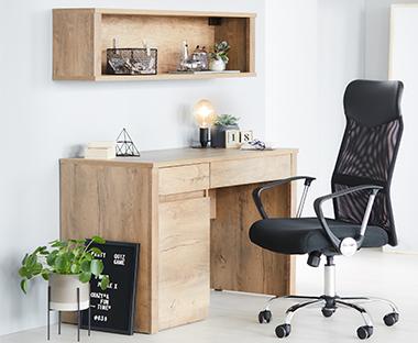 Herlig Skriveborde og PC-borde - Stort udvalg til billige priser | JYSK DH-46