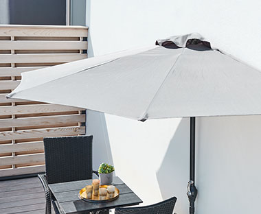 Ny Ny parasol eller parasolfod? – Køb billige parasoller her | JYSK TI14