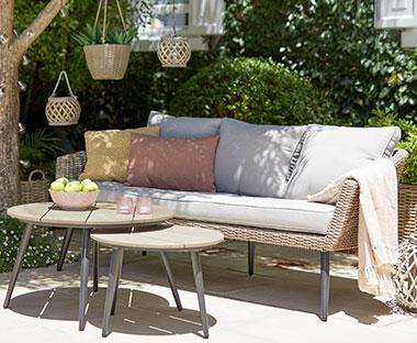 Loungemøbler til haven - Se udvalget fra JYSK