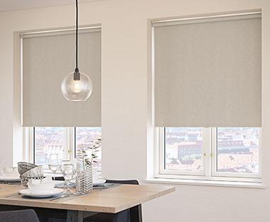 Utestående Nye gardiner? Se det store udvalg af gardiner hos JYSK IX-81