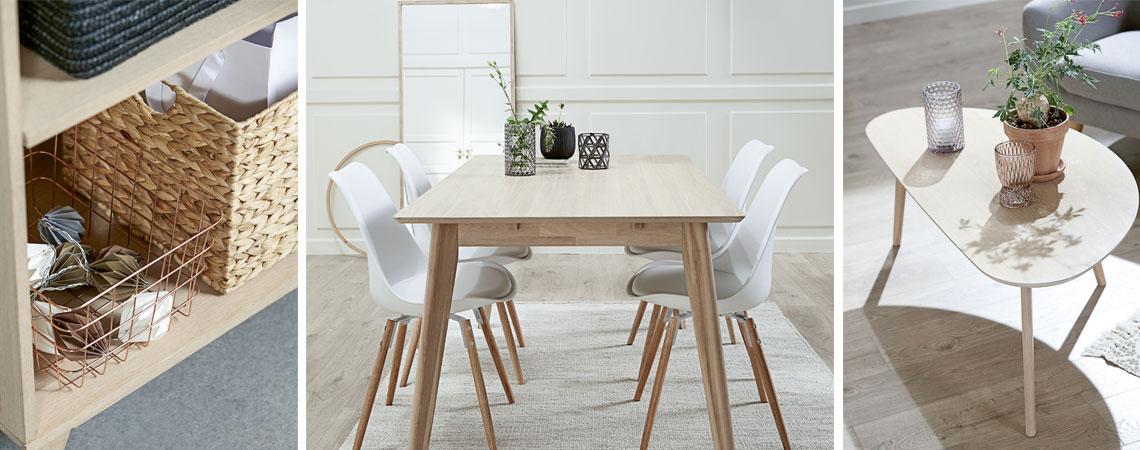 Kæmpestor Indretning af aflang stue: Få idéer til den smalle stue | JYSK YC42