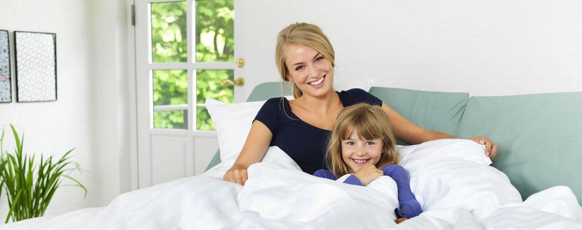 Sensationelle Den optimale sovestilling når du er gravid | JYSK PL77