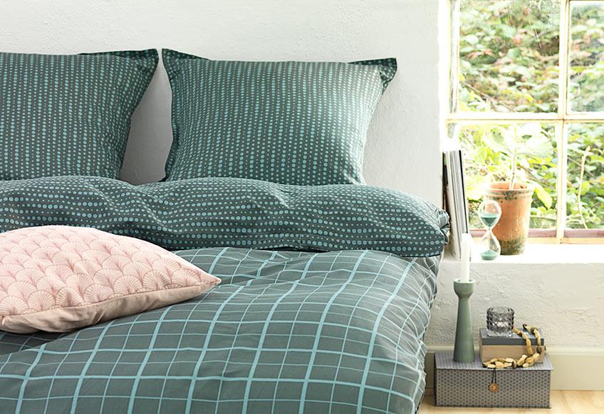 lækkert sengetøj bomuldssatin
