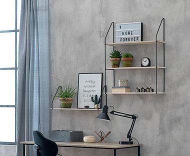 Pæn Hylder - Find din nye væghylde eller svævehylde i JYSK NH73