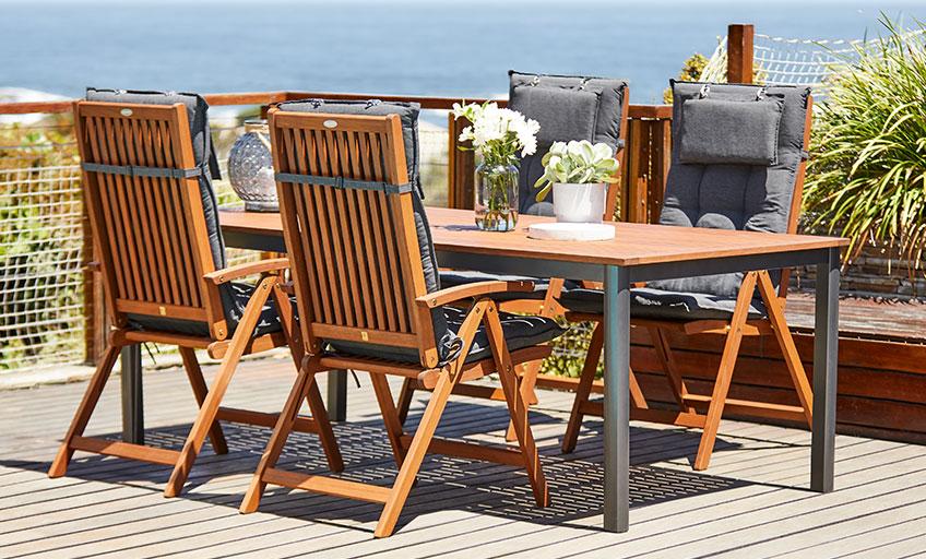 Meget Sådan vælger du dine havemøbler | JYSK BB44