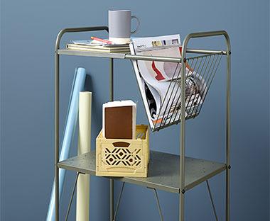 Ultramoderne Opbevaringsmøbler - Få nemmere opbevaring af dine ting | JYSK CE-73