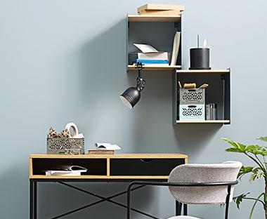 Sidste nye Kontortilbehør - Køb billigt udstyr til hjemmekontoret | JYSK WD-38