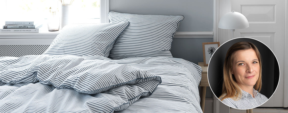 Dejlig Indkøberens 3 favoritnyheder inden for sengetøj | JYSK GI-65
