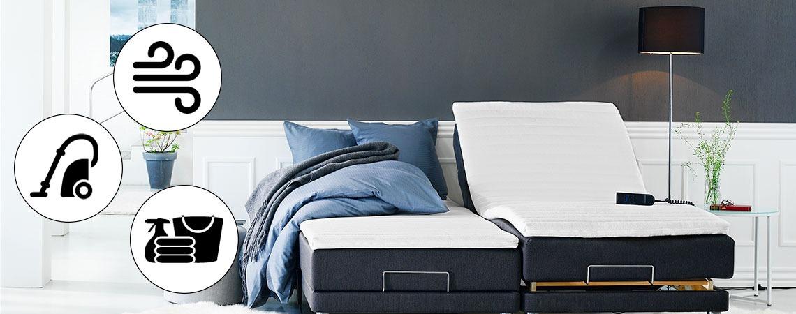 Smuk Guide: Rengøring af madrassen | JYSK NV-76