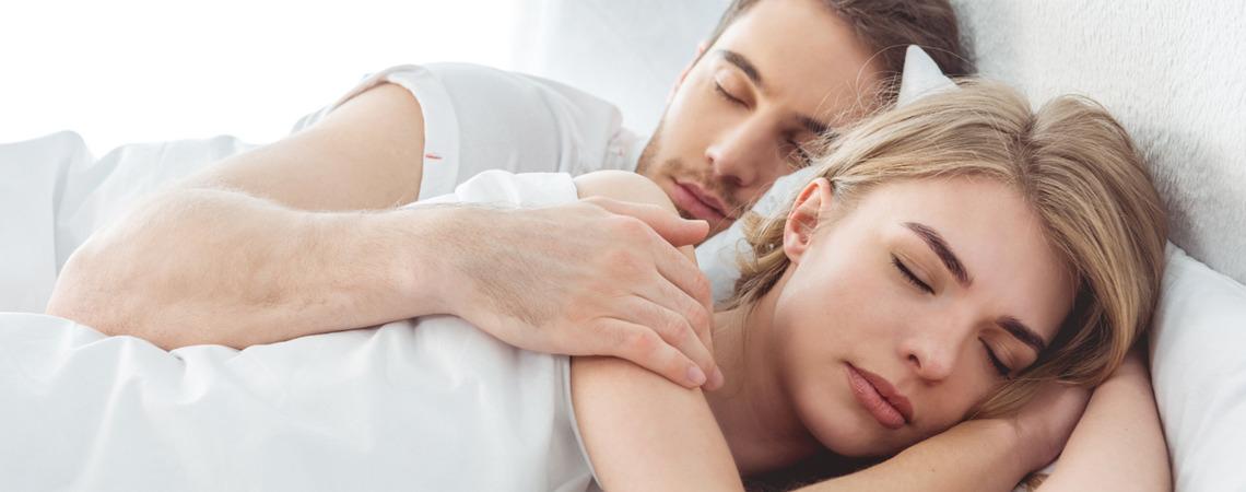 Dating og sove med en anden
