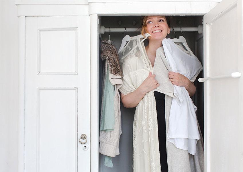 Opbevaringsløsninger til dit soveværelse │ JYSK